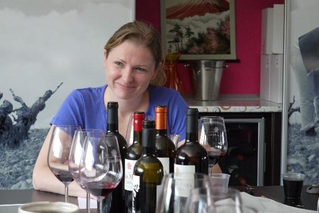 Catalina Madra - Profesora Escuela Enoturismo