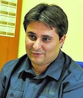 David Muriel - Profesor y director Escuela Superior Enoturismo