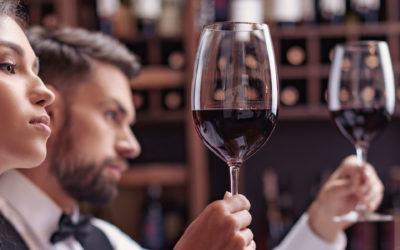El Arte de Catar un Vino