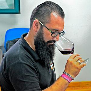 Jesús Pilar Sobejano. Profesor de Enoturismo