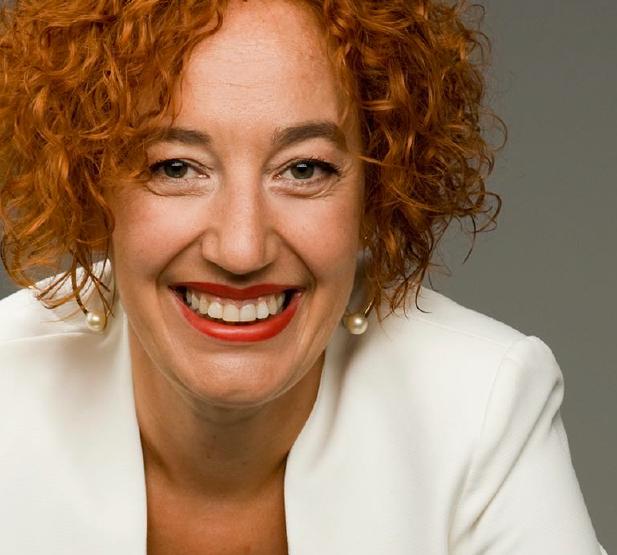 Foto Gloria Martín. Profesora Enoturismo